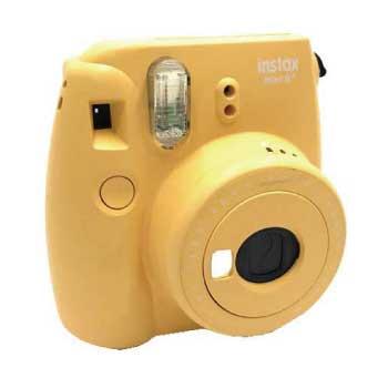 FUJIFILM チェキ instax 8+ インスタントカメラ ポラロイドカメラ 画像