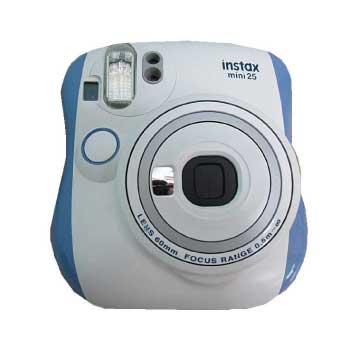 FUJIFILM インスタントカメラ instax mini25 ポラロイドカメラ チェキ 画像