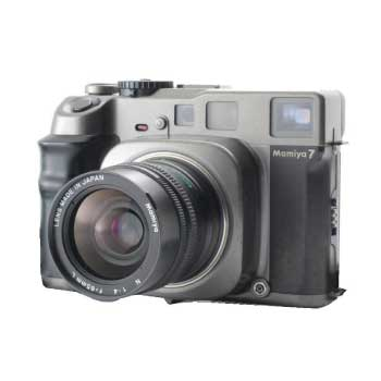 MAMIYA 7 + 65mm レンズセット フィルムカメラ 中判 画像