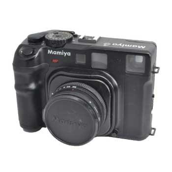 MAMIYA6 G 75mm F3.5 L 中判フィルムカメラ レンズセット 画像