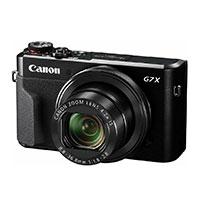 キヤノン PowerShot G7 X Mark II デジタルカメラ画像