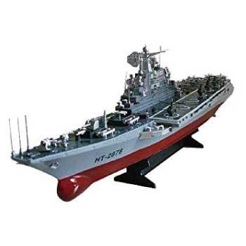ラジコン船 航空母艦画像