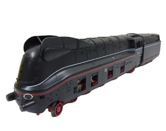 FLEISCHMANN 4147 4-6-2 DRG 蒸気機関車画像