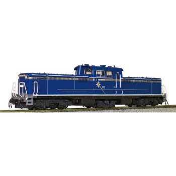 DD51 北斗星色 1-704 ディーゼル機関車 2両画像