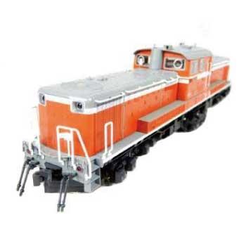 1-701 DD51 耐寒形 鉄道模型画像