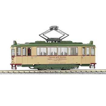 広島電鉄200形ハノーバー電車 1-421 画像