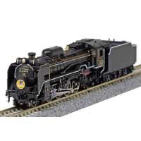 D51 200 蒸気機関車画像