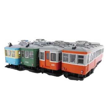 箱根登山鉄道 モハ1形 標準塗装 2両セット まとめ売り画像