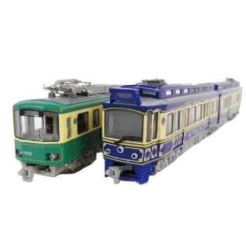 江ノ島電鉄 10形(M車)1000形 20形塗装画像