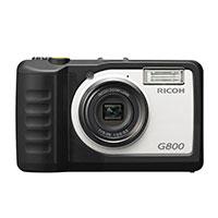 RICOH G800 デジタルカメラ画像