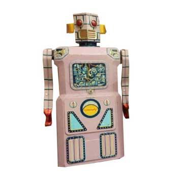 増田屋 ノンストップ ロボット ラベンダーロボット 50S画像