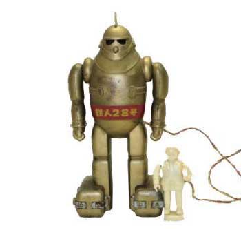 鉄人28号 イマイ プラスチックロボットシリーズ 画像