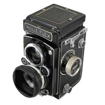ローライフレックス Tessar 75mm F3.5画像