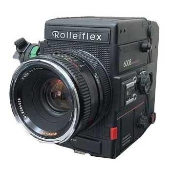 ローライフレックス 6008 professional プラナー PQ 80mm F2.8画像