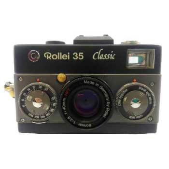 フィルムカメラ ローライ 35 クラシック画像