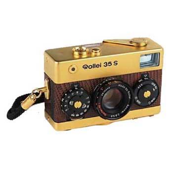 フィルムカメラ 35 S 60周年限定 ゴールド画像
