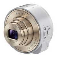 SONY(ソニー)デジタルスチル レンズスタイルカメラ Cyber-shot(サイバーショット) DSC-QX10 新品 画像