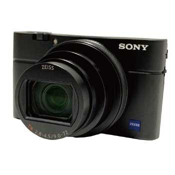 デジタルカメラ DSC-RX100 M6画像