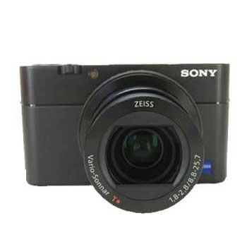RX100V デジタルスチル カメラ画像
