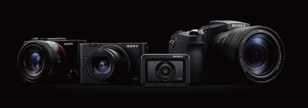 ソニー(SONY)デジタルカメラとは 画像