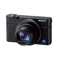 ソニー DSC-RX100M6 デジタルスチルカメラ画像