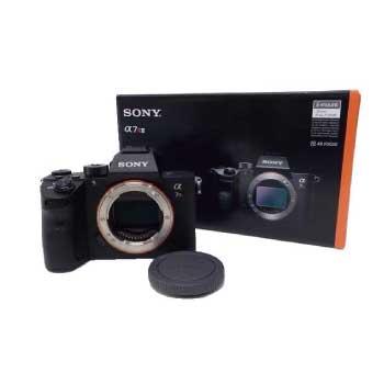 SONY ミラーレス一眼カメラ ボディ α7RIII ILCE-7RM3 ブラック 画像