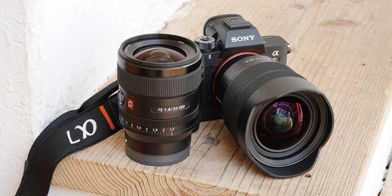 ソニー(SONY)ミラーレス一眼レフカメラとは 画像