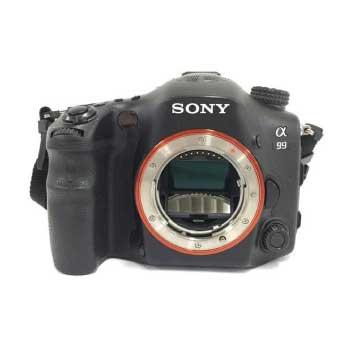α99 SLT-A99V デジタル一眼レフカメラ 画像