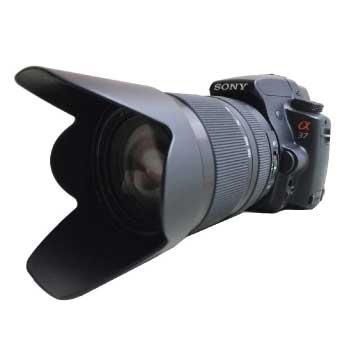 α37 高倍率ズームレンズ SAL18135 セット 画像