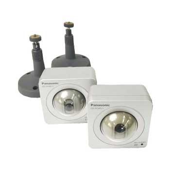 パナソニック ネットワークカメラ BB-HCM511 防犯カメラ 2点セット 画像