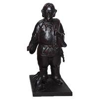 高岡銅器 般若純一郎 神像 仏像 画像