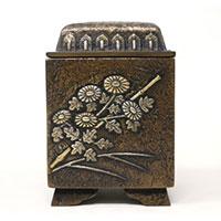 高岡銅器 能作吉秀 香炉 画像