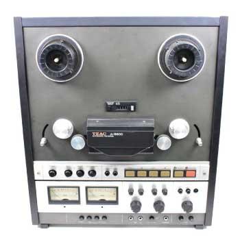 オープンリールデッキ A-6600画像