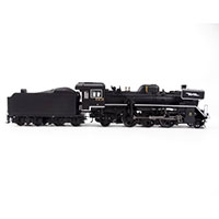 鉄道模型 天賞堂 C58形 蒸気機関車 33号機 後藤工デフ(JNRマーク付)51029画像