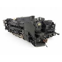 鉄道模型 天賞堂 D51形 蒸気機関車 半流線形 東北タイプ 71002画像