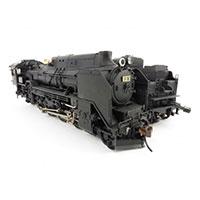 天賞堂 HOゲージ D51形 蒸気機関車画像