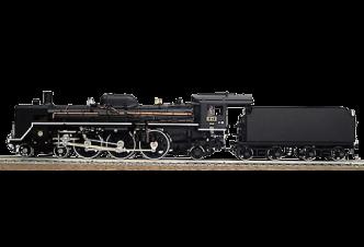 天賞堂 C57形 1号機 新津時代 模型部55周年記念製品 Sスケール 中古品 画像