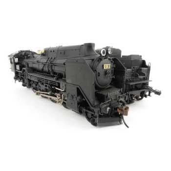 HOゲージ 蒸気機関車 D51形 半流線形 東北タイプ 画像