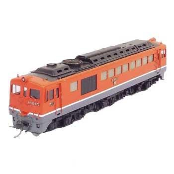HOゲージ 鉄道模型 完成品 ディーゼル機関車 DF50 画像