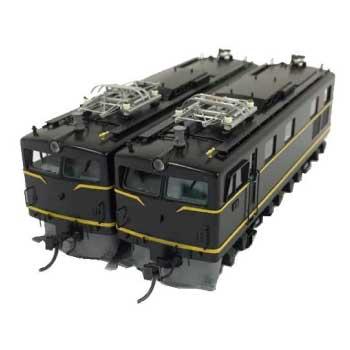 HOゲージ 貨物用電気機関車 EH10 量産形 No.549 画像