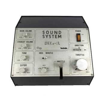HOゲージ サウンドシステムSL-1 リバーブレーションユニット一式 画像