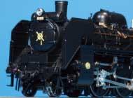 蒸気機関車は高価買取中!画像