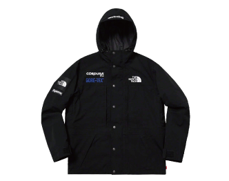 ×Supreme Expedition Jacket Black 18AW 画像