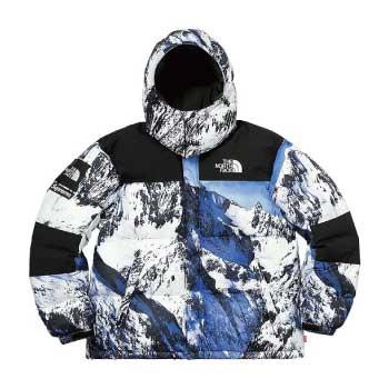 ×シュプリーム Mountain Parka 雪山 マウンテンパーカー画像