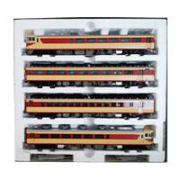 鉄道模型 TOMIX HO-044 国鉄 キハ181系ディーゼルカー基本セット画像