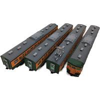 鉄道模型 TOMIX HOゲージ 9024 国鉄 115-1000系近郊電車(湘南色・冷房)基本セット画像