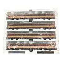 鉄道模型 TOMIX HO-9032 HO-9033 国鉄 キハ181系特急ディーゼルカー基本セット 増結セット画像