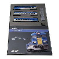 鉄道模型 TOMIX 98906 JR455系電車(仙山線)セット画像