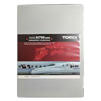 鉄道模型 TOMIX 98925 JR N700系8000番台 山陽・九州新幹線(くまモン&くろちゃん)セット画像