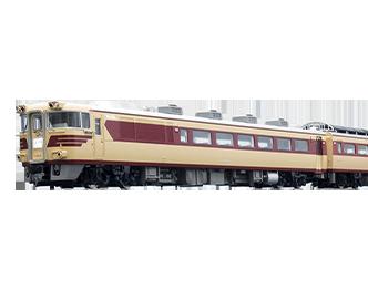 鉄道模型 TOMIX HO-9032 国鉄 キハ181系特急ディーゼルカー基本セット画像